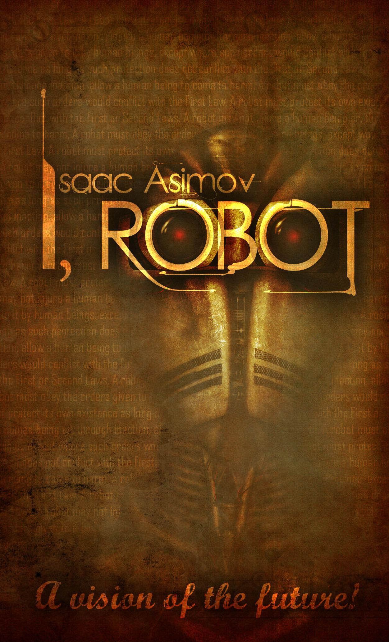 I, Robot – Praefectus Media I Robot Book Cover